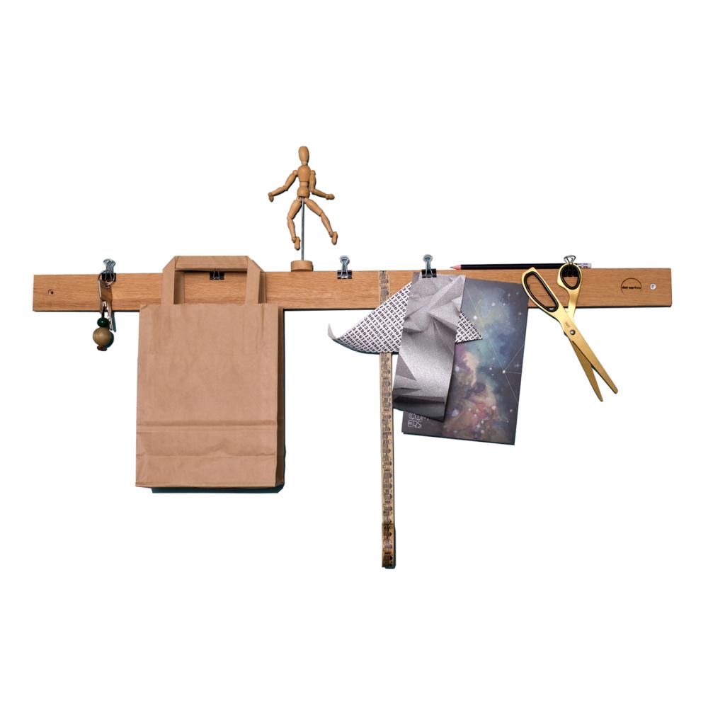 Paper-rack - dot aarhus - profile picture - danish design - opslagstavle