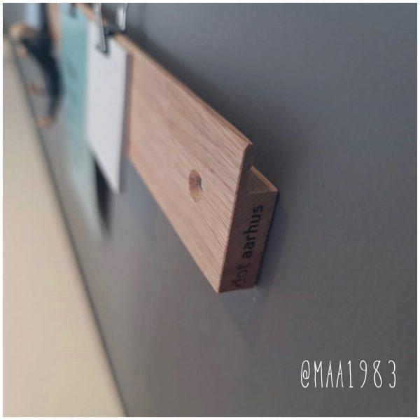 Paper-rack - messageboard - danish design - opslagstavle - dot aarhus