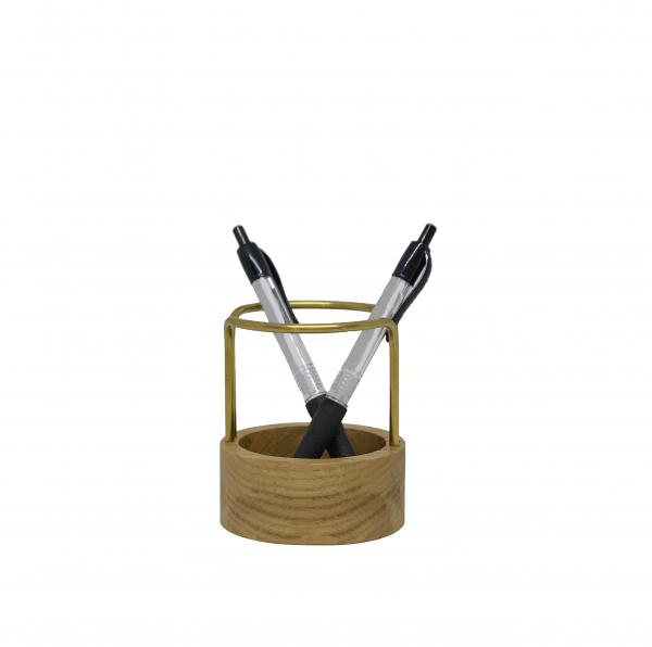 pen-up brass-oak dotaarhus