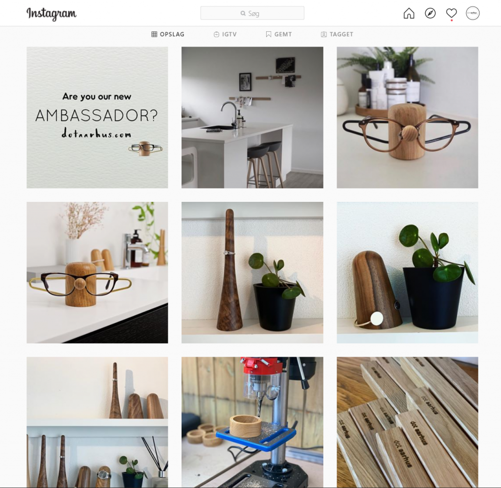 instagram - inspiration - dotaarhus - danish design