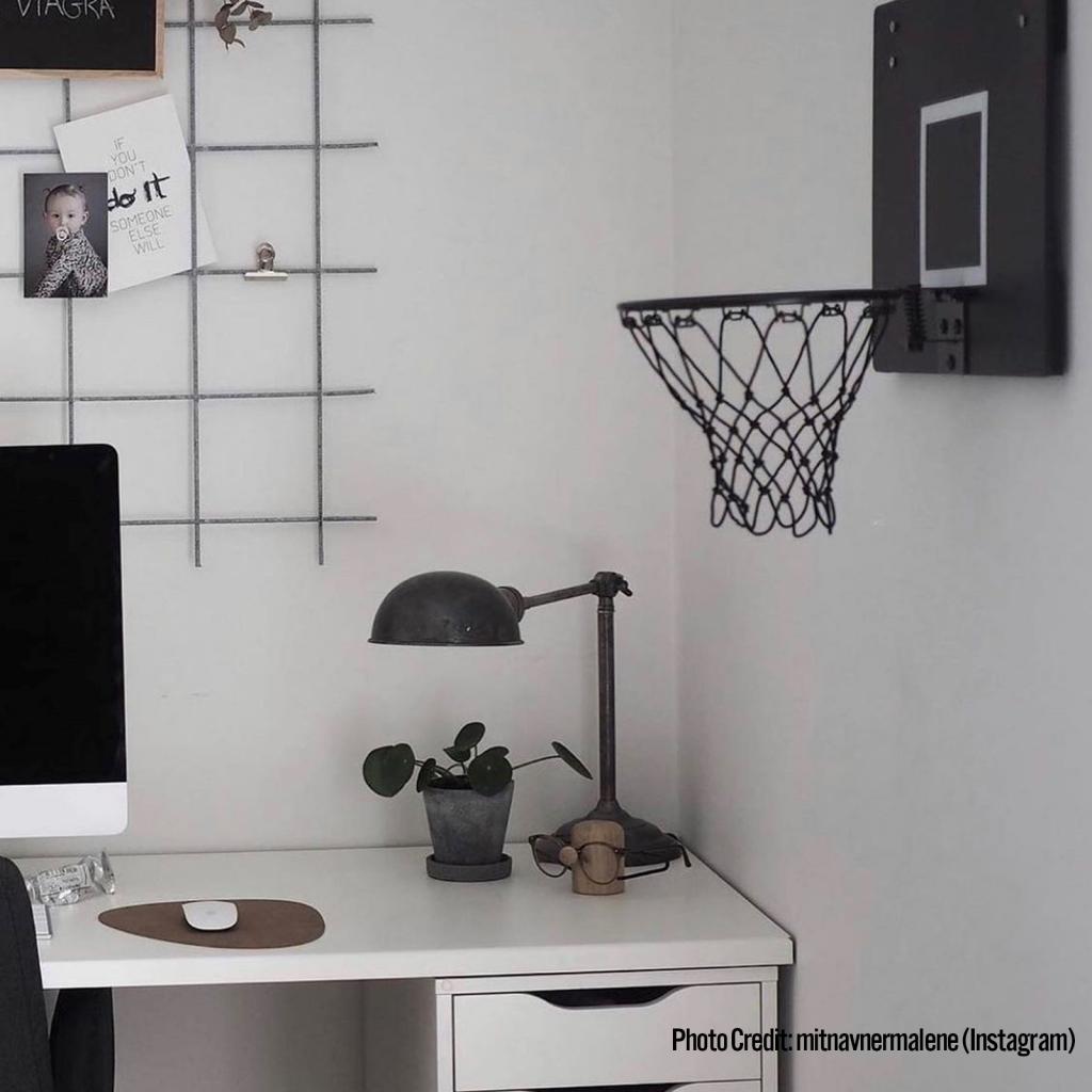 instagram inspiration - mitnavnermalene - dot aarhus - nosey oak black - office
