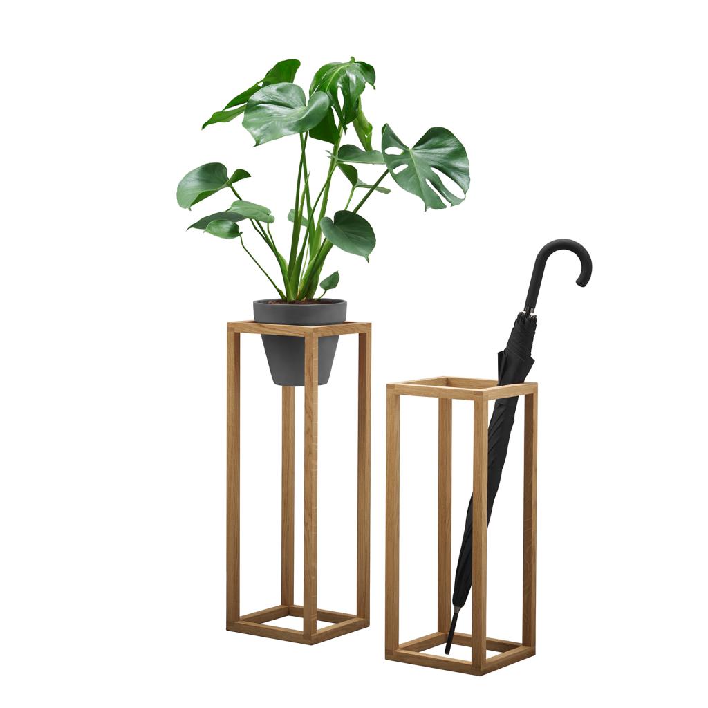 wood up - umbrellaholder - paraplyholder - dot aarhus - entre - livingroom - danish design